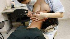 Piersiasta pani stomatolog ma swój sprawdzony sposób na uśmierzenie bólu. Najlepsza metoda znieczulania pacjenta bardzo spodobała się mężczyznom