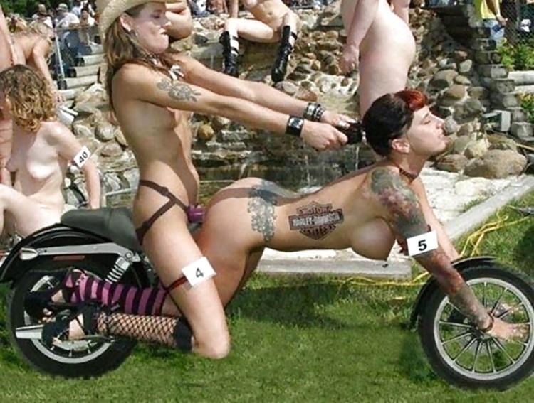Harley davidson w nowej nieco nagiej odsłonie
