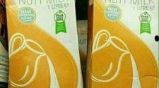 Niby zwykłe mleko, a tu taka heca. Projektant tego pudełka musi być dobrym zboczuchem, bo jakoś chujowo to wszystko wygląda.